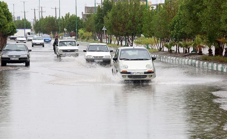تهرانی ها مراقب سیلاب رودخانه ها باشید