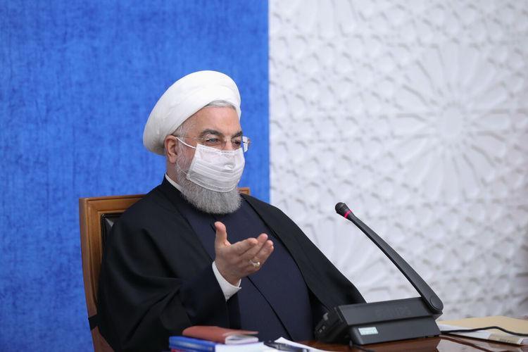 روحانی: دشمن از نرسیدن به هدفش عصبانی است