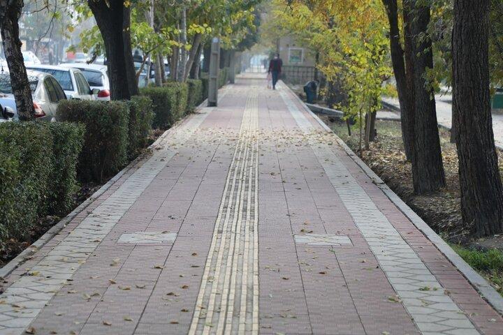 بهره برداری از 6 پروژه مناسب سازی فضاهای شهری در منطقه 19