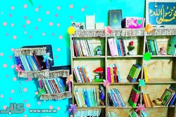 دانشجوی بلوچ و تحقق رویای کتابخانه سازی