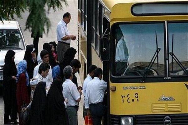 رانندگان ناوگان اتوبوسرانی بخش خصوصی بجنورد یارانه کمکی می گیرند