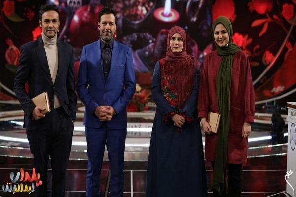 از تیله بازی حمیدرضا پگاه تا خبر خواندن المیرا شریفی مقدم در ایرانیش