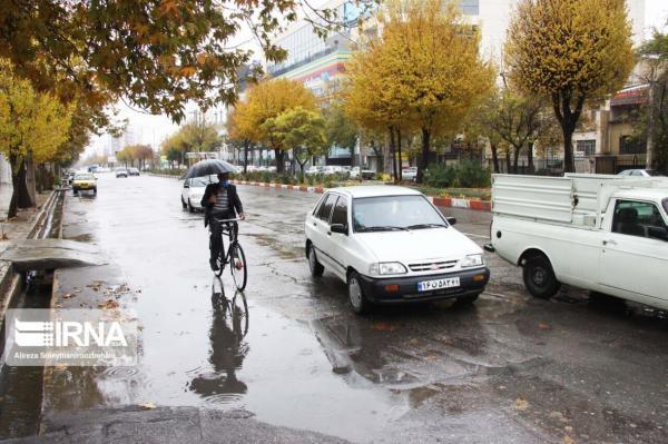 خبرنگاران ایران بارانی می شود