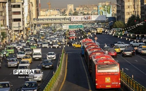 خرابی کاتالیست 90 درصد خودروهای تهران