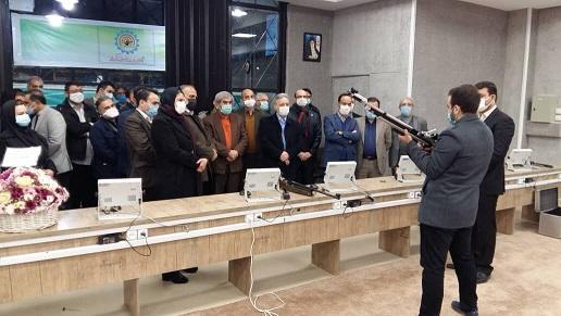 افتتاح آموزشگاه تیراندازی در دانشگاه تهران