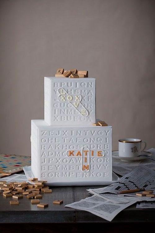 مدل کیک تولد عاشقانه با تم های جذاب