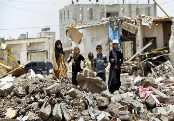 یمن، شهادت دختربچه یمنی بر اثر بمب برجای مانده از تجاوزات ائتلاف سعودی