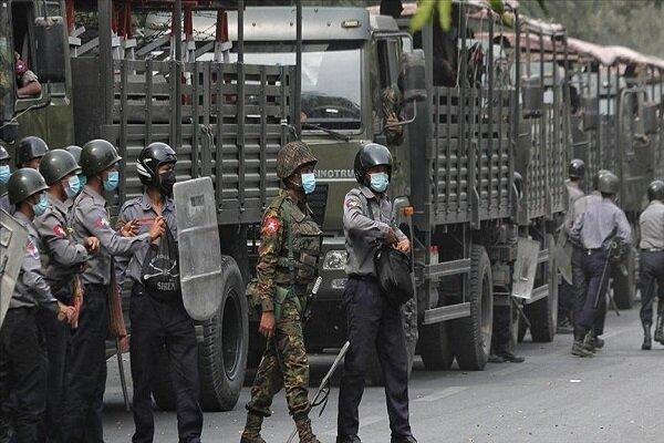 خبرنگار یک رسانه انگلیس در میانمار ربوده شد