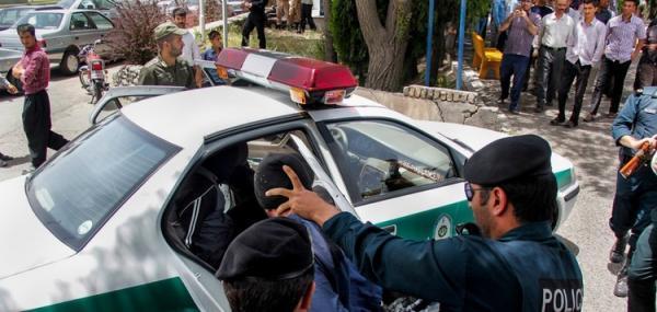 بهمن نخود دستگیر شد