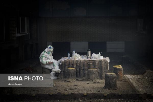 چند صحنه تلخ از این روزهای سیاه ICU بیمارستان رازی اهواز