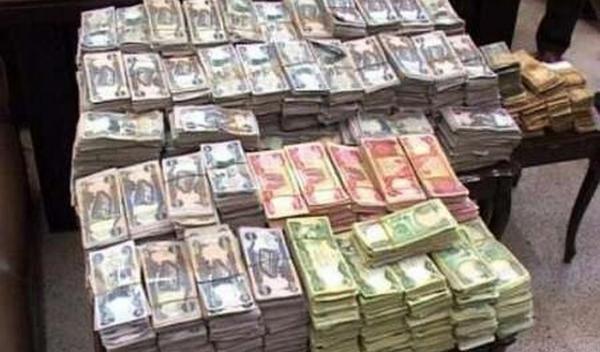 کشف یک میلیون دینار عراقی در مرز مریوان