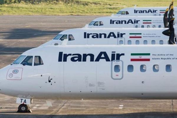 نامه ایران ایر به بوئینگ