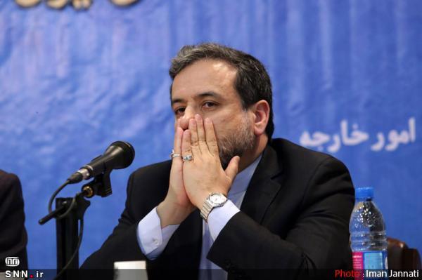عراقچی: سه کشور اروپایی نه تنها حادثه نطنز را محکوم نکردند، تحریم ها را هم اضافه کردند ، موضع اتحادیه اروپا خیلی پایین تر از انتظارات ما بود