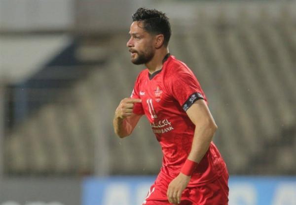 کامیابی نیا در تیم منتخب هفته چهارم لیگ قهرمانان آسیا