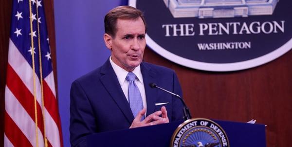 پنتاگون: از فعالیت های نیروی دریایی ایران نگران هستیم