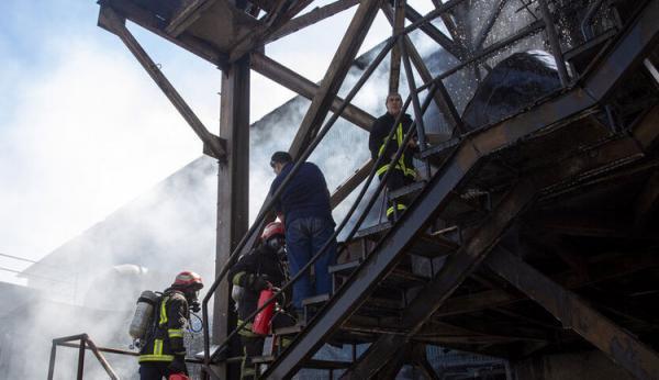 شرح وزارت کار درباره حادثه آتش سوزی در شکوهیه قم