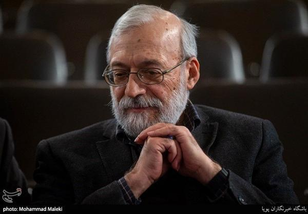 حملات لاریجانی به مذاکرات وین و دولت روحانی