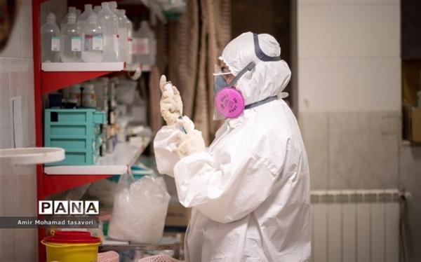 اهدای تجهیزات ضدکرونایی از طرف ستاد اجرایی فرمان امام به ستاد مقابله با کرونای تهران
