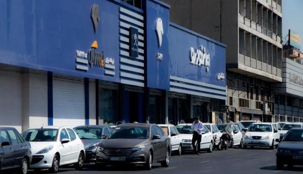 یخ قیمت در بازار ایران خودرو باز نشد