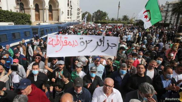 سازمان ملل نگران الجزایر است
