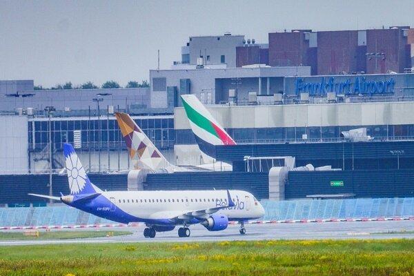 آلمان ورود هواپیماهای روسیه به خاک خود را تعلیق کرد