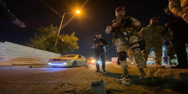 5 نیروی نظامی عراق در انفجار بمب کشته شدند