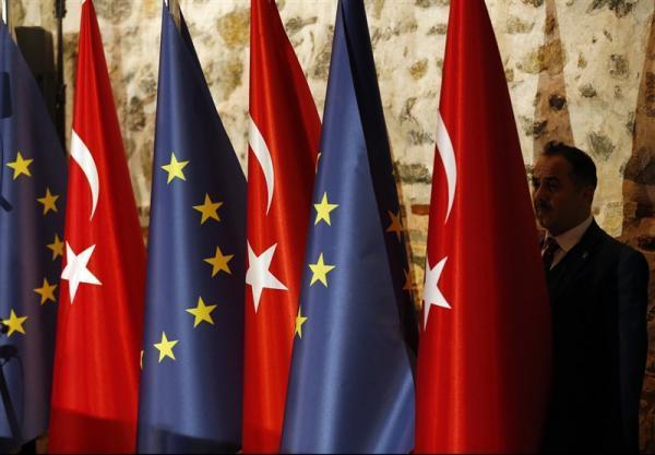 نگرش اتحادیه اروپا نسبت به عضویت ترکیه در آن