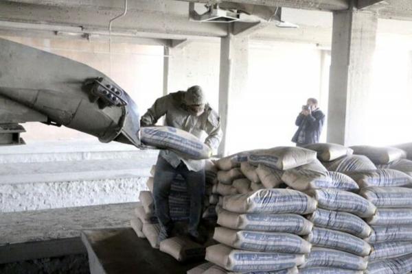 افزایش 2.5 برابری قیمت سیمان از کارخانه تا بازار