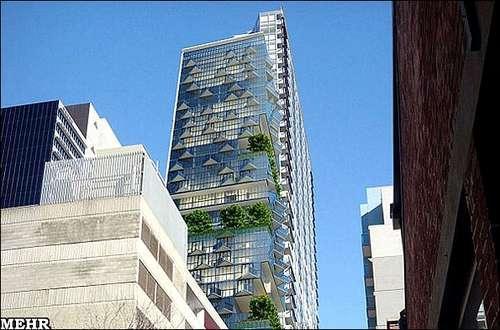 تصاویر سبزترین ساختمانهای دنیا