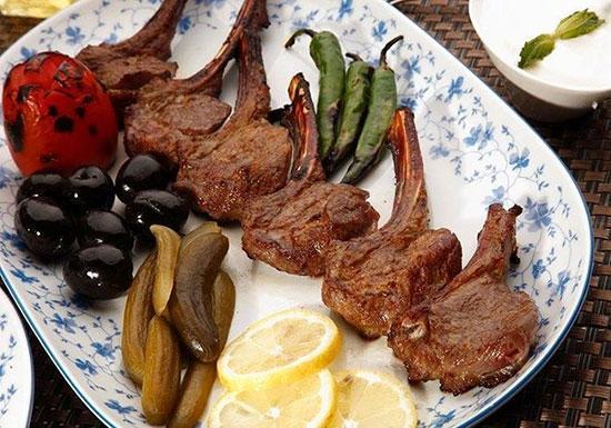 غذا های سنتی کرمانشاه؛ از دنده کباب تا آش عباسعلی